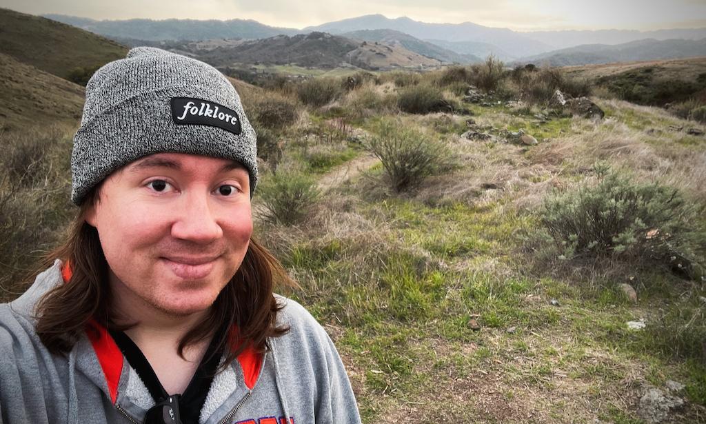 Hiking in February 2021